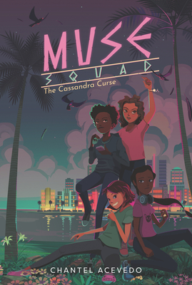 Muse Squad: The Cassandra Curse Cover Image