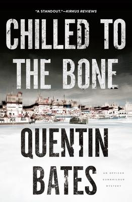 Chilled to the Bone (A Sergeant Gunnhildur Novel #3) Cover Image