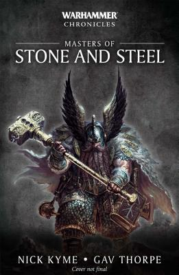 Masters of Stone and Steel (Warhammer Chronicles) Cover Image