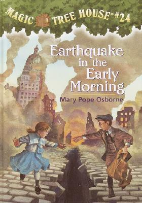 Earthquake in the Early Morning Cover Image