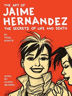 Art of Jaime Hernandez Cover
