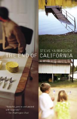 The End of California Cover