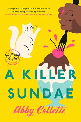 A Killer Sundae (An Ice Cream Parlor Mystery #3) Cover Image
