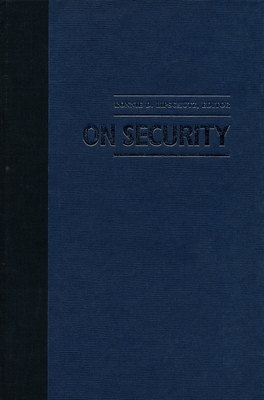 Cover for On Security (New Directions in World Politics)