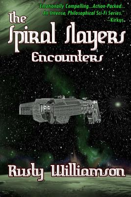 The Spiral Slayers Cover