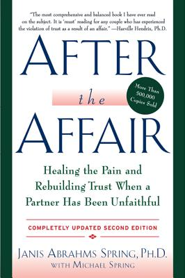 Cover for After the Affair, Updated Second Edition