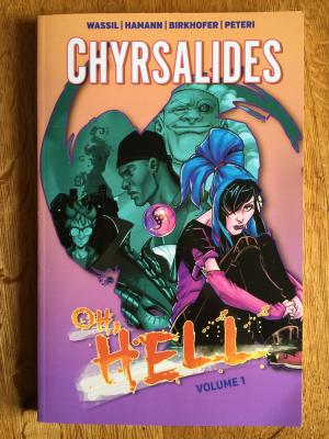 Chyrsalides, Oh Hell Volume 1 Hell Cover Image