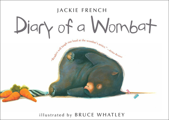 Cover for Diary of a Wombat