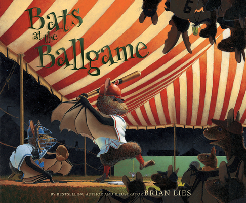 Bats at the Ballgame Cover