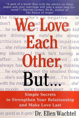 We Love Each Other, But . . . Cover