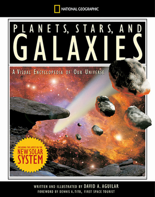 Planets, Stars, and Galaxies Cover