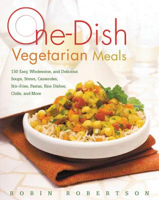 One-Dish Vegetarian Meals Cover