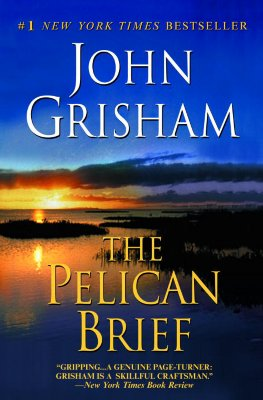 The Pelican Brief Cover Image