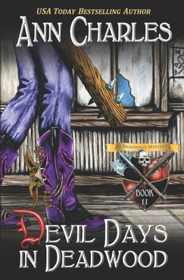 Devil Days in Deadwood (Deadwood Humorous Mystery #11) Cover Image