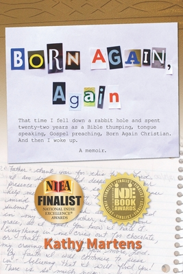 Cover for Born Again, Again