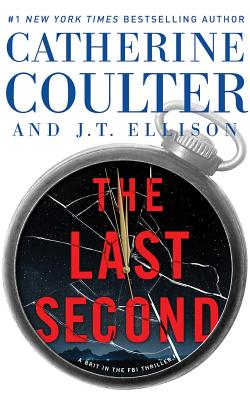 The Last Second (Brit in the FBI #6) Cover Image