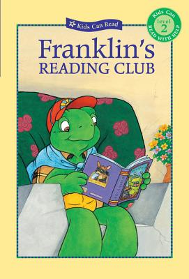 Franklin's Reading Club (Kids Can Read) Cover Image