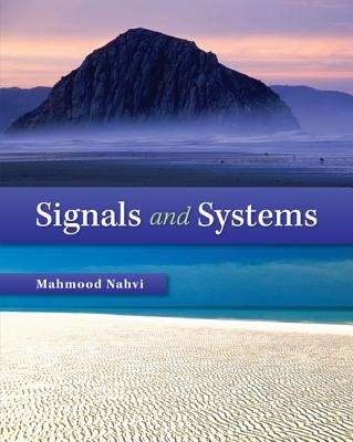 Signals & Systems Cover Image