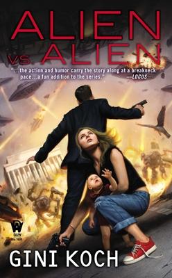 Alien vs. Alien (Alien Novels #6) Cover Image