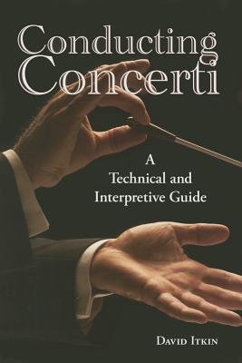 Cover for Conducting Concerti
