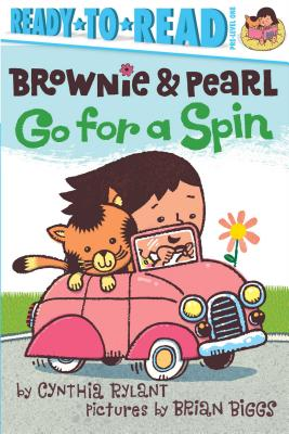Cover for Brownie & Pearl Go for a Spin