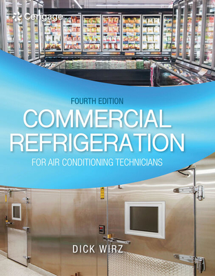 Commercial Refrigeration for Air Conditioning Technicians Cover Image