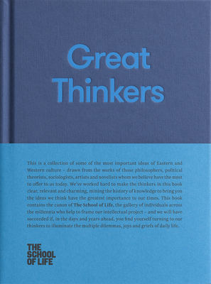 Great Thinkers: Simple Tools from Sixty Great Thinkers to Improve Your Life Today. Cover Image