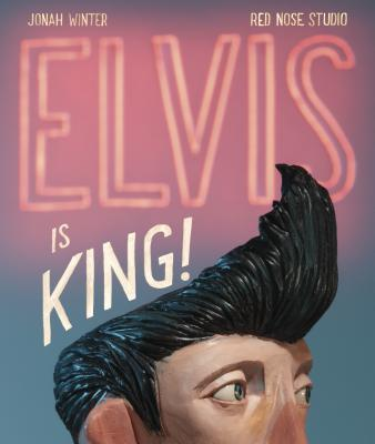 Elvis Is King! Cover Image