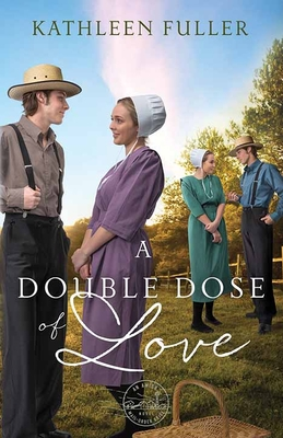 A Double Dose of Love: An Amish Mail-Order Bride Novel Cover Image