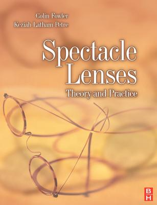 Spectacle Lenses: Theory and Practice Cover Image