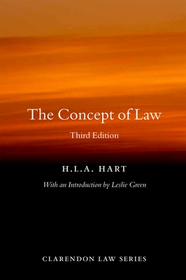 The Concept of Law (Clarendon Law) Cover Image