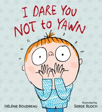 I Dare You Not to Yawn Cover