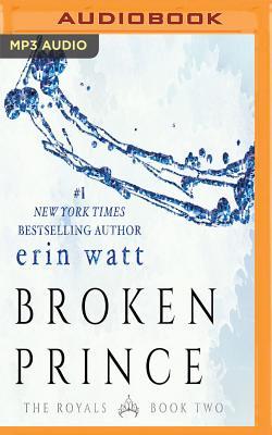 Broken Prince (Royals #2) Cover Image