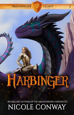 Harbinger (Dragonrider Legacy) Cover Image
