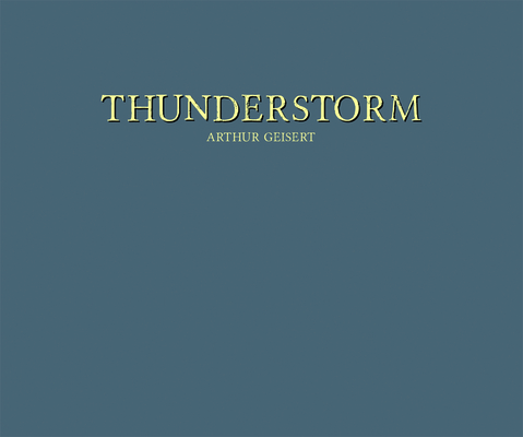 Thunderstorm Cover Image