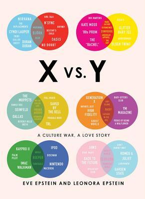 X vs. Y: A Culture War, a Love Story Cover Image