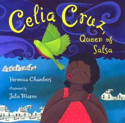 Celia Cruz, Queen of Salsa Cover