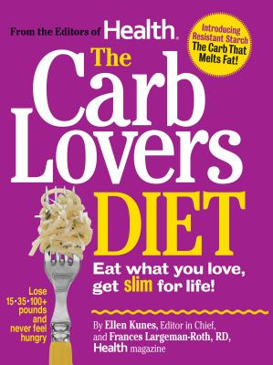 The Carb Lovers Diet Cover