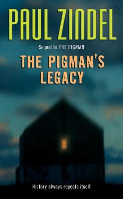 The Pigman's Legacy Cover Image