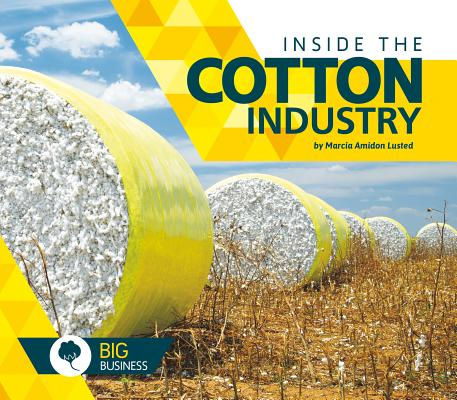 Inside the Cotton Industry (Big Business) Cover Image
