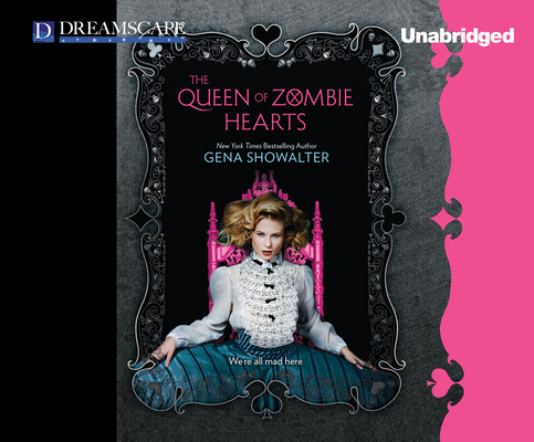 The Queen of Zombie Hearts (White Rabbit Chronicles) Cover Image