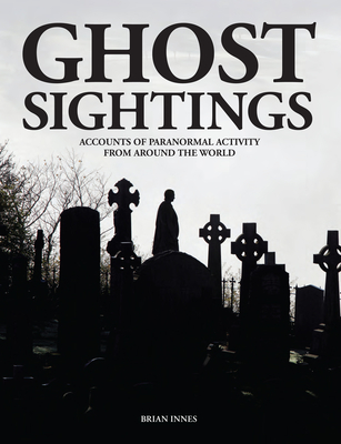 Ghost Sightings cover