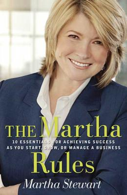 The Martha Rules Cover
