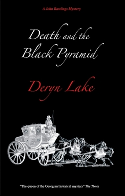 Death and the Black Pyramid Cover