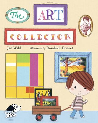 The Art Collector Cover