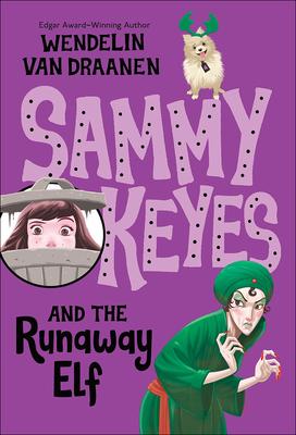 Sammy Keyes and the Runaway Elf (Sammy Keyes (Pb)) Cover Image
