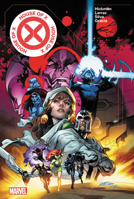 Cover for House of X/Powers of X