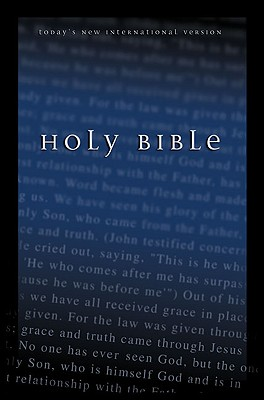 Pew Bible-Tniv Cover Image