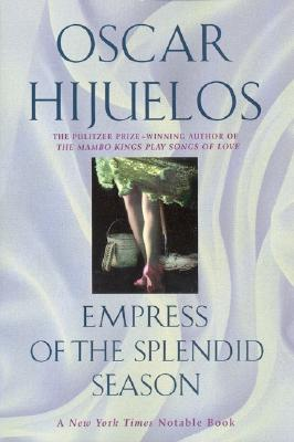 Empress of the Splendid Season Cover Image