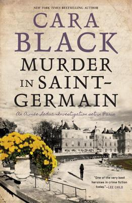 Murder in Saint-Germain Cover